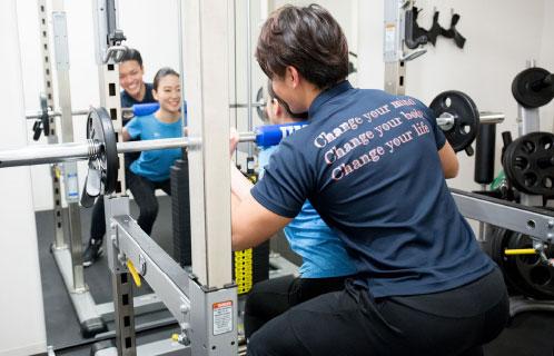Global fitness 藤沢店の画像